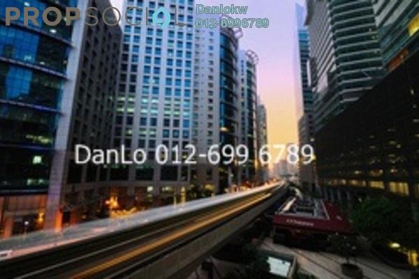 For Rent Office at Plaza Sentral, KL Sentral Freehold Fully Furnished 2R/1B 6.03k