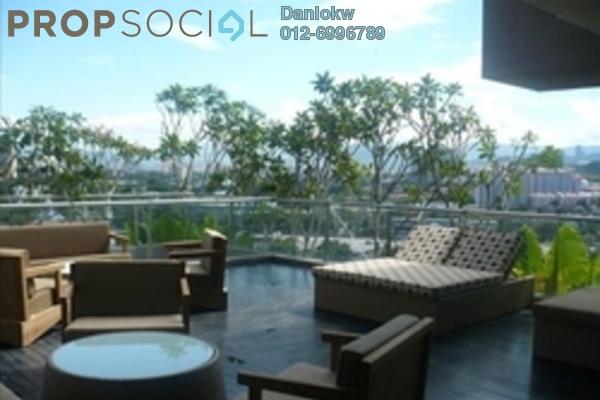For Sale Condominium at myHabitat, KLCC Freehold Fully Furnished 2R/1B 938k