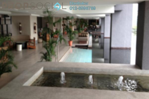 For Sale Condominium at myHabitat, KLCC Freehold Fully Furnished 2R/1B 970k