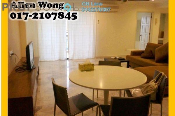 For Rent Condominium at Danau Permai, Taman Desa Leasehold Fully Furnished 3R/2B 2.2k
