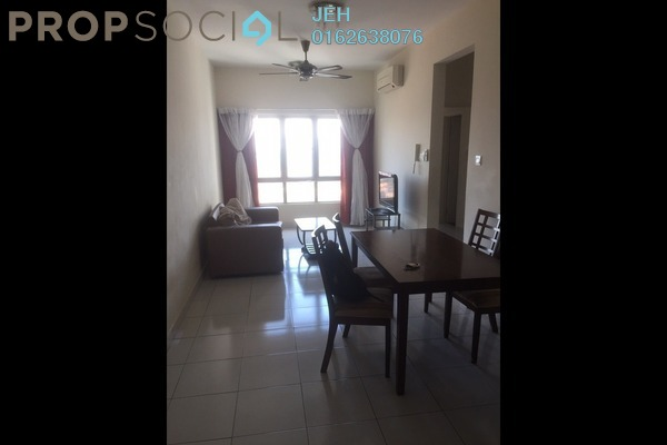 For Sale Condominium at Metropolitan Square, Damansara Perdana Leasehold Semi Furnished 2R/2B 520k