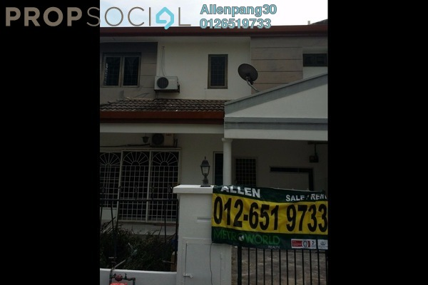 For Rent Terrace at Bayu Damansara @ PJU 10, Bandar Utama Freehold Semi Furnished 4R/3B 2.6k
