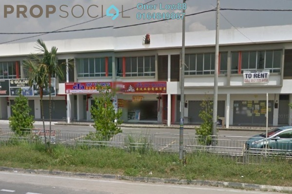 For Rent Shop at Bandar Tasek Mutiara, Simpang Ampat Freehold Unfurnished 0R/0B 2.3k