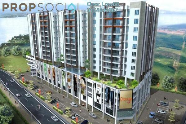 For Sale Condominium at Orange 3, Butterworth Freehold Unfurnished 4R/2B 480k