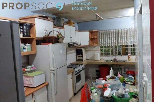 For Sale Townhouse at Section 5, Wangsa Maju Leasehold Semi Furnished 3R/2B 450k