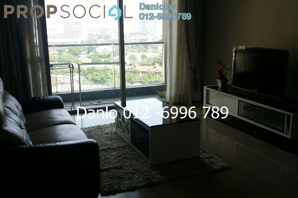 For Rent Condominium at myHabitat, KLCC Freehold Fully Furnished 1R/1B 3.3k