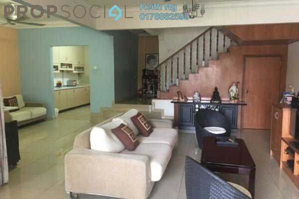 For Sale Terrace at Bangsar Baru, Bangsar Freehold Semi Furnished 4R/3B 2.35m