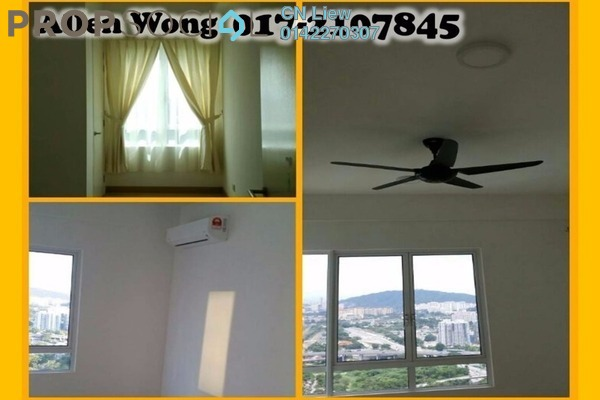 For Rent Condominium at Desa Green Serviced Apartment, Taman Desa Freehold Unfurnished 3R/2B 2k