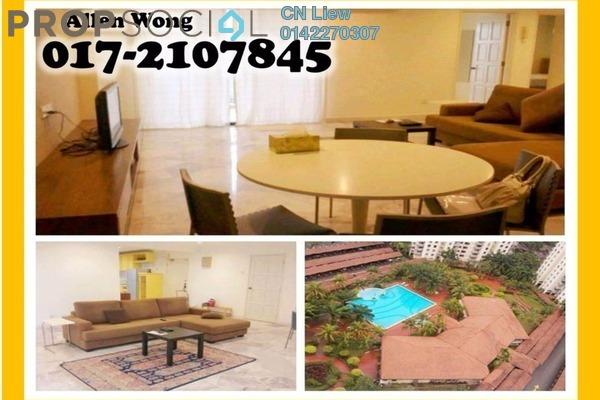 For Sale Condominium at Danau Permai, Taman Desa Leasehold Fully Furnished 3R/2B 745k