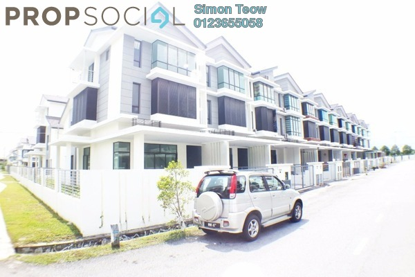 For Sale Terrace at Taman Putra Impiana, Puchong Leasehold Unfurnished 5R/5B 1.35m