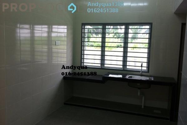 For Sale Terrace at Taman Sentosa Perdana, Klang Freehold Unfurnished 4R/3B 538k