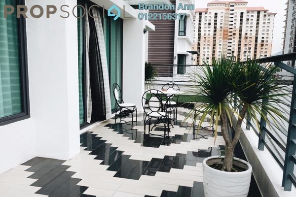 For Sale Condominium at Sé Terra, Bandar Utama Leasehold Semi Furnished 4R/5B 2.5m