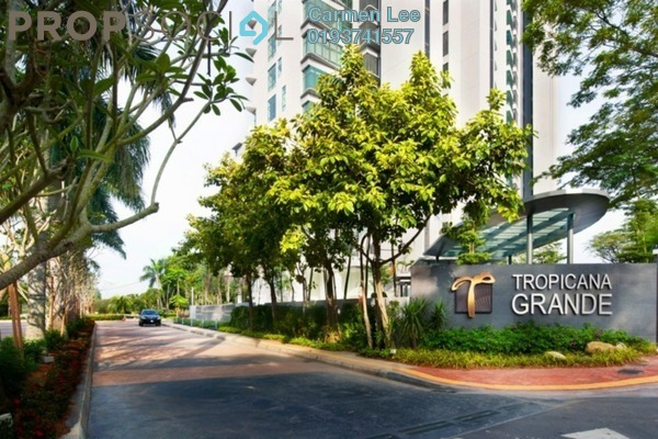For Rent Condominium at Tropicana Grande, Tropicana Leasehold Fully Furnished 2R/2B 5.8k