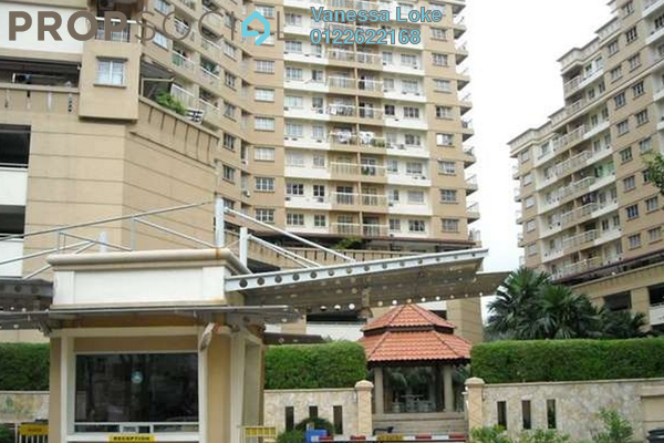 For Rent Condominium at Endah Puri, Sri Petaling Leasehold Fully Furnished 3R/2B 2.5k