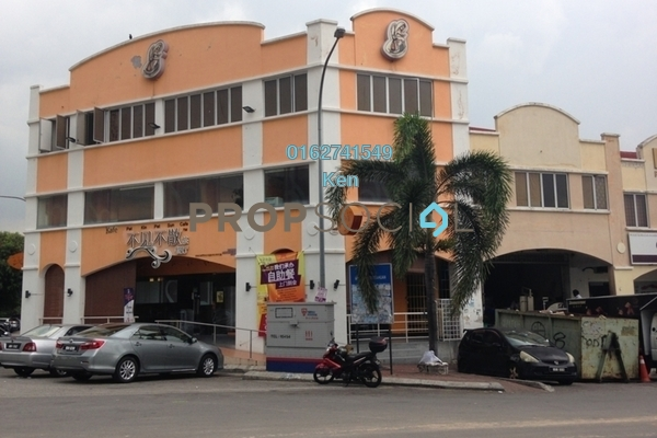 For Sale Shop at Bandar Damai Perdana, Cheras South Freehold Unfurnished 0R/2B 3.05m