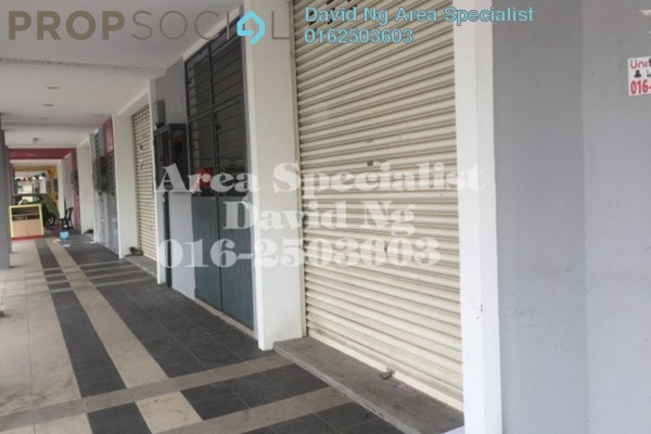 For Sale Shop at Eleven Avenue, Bandar Bukit Raja Freehold Unfurnished 0R/0B 1.45m