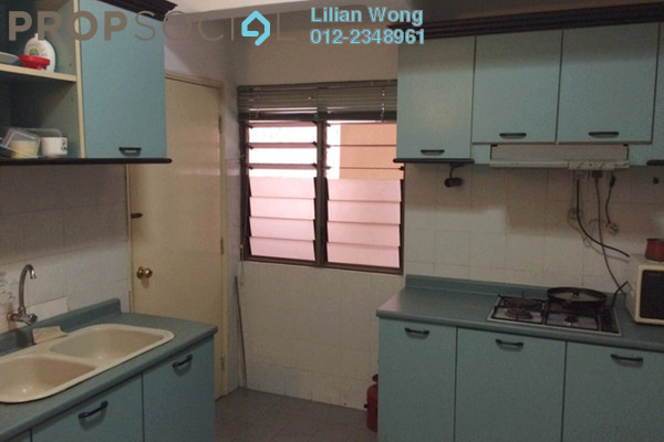 For Rent Condominium at Palmville, Bandar Sunway Leasehold Fully Furnished 4R/3B 3.3k