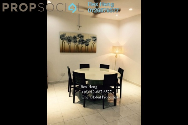 For Sale Terrace at Taman Mount Austin, Tebrau Freehold Fully Furnished 4R/3B 618k