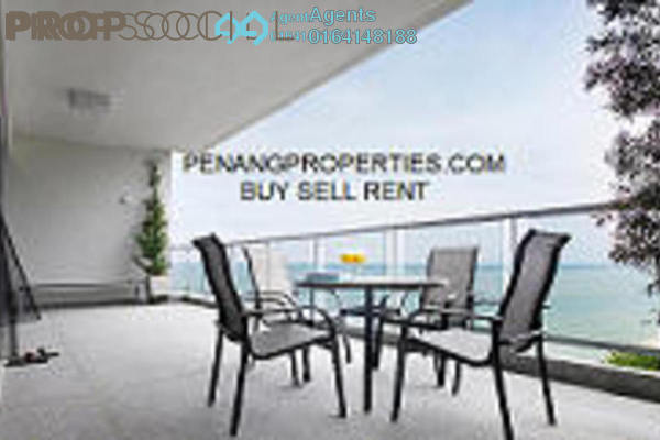 For Rent Condominium at Infinity, Tanjung Bungah Freehold Fully Furnished 3R/3B 6.8k