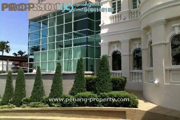 For Rent Condominium at The Mayfair, Georgetown Freehold Fully Furnished 5R/5B 9.0千