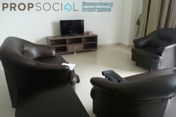 For Sale Condominium at Kinrara Mas, Bukit Jalil Freehold Semi Furnished 3R/2B 379k