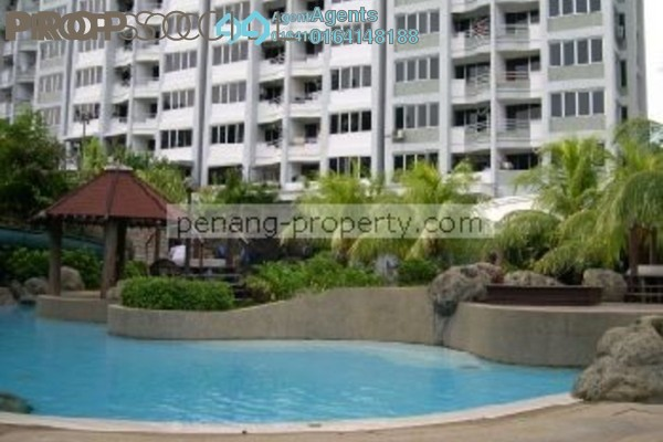 For Sale Condominium at N-Park, Batu Uban Freehold Fully Furnished 3R/2B 330k