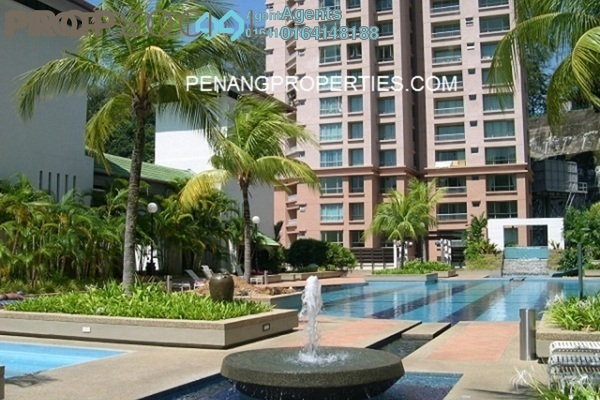 For Rent Condominium at Miami Green, Batu Ferringhi Freehold Fully Furnished 3R/3B 2k