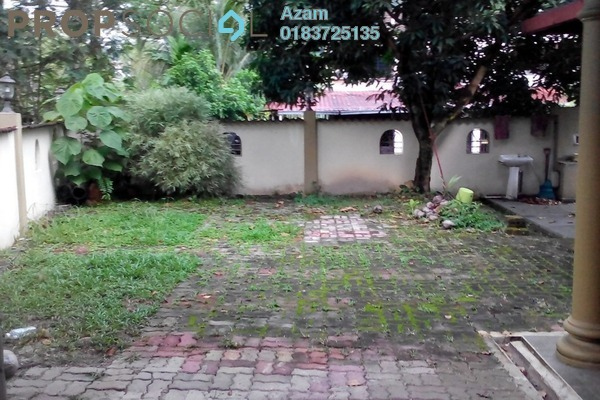For Sale Terrace at Taman Kelab Ukay, Bukit Antarabangsa Freehold Semi Furnished 5R/3B 1.3m
