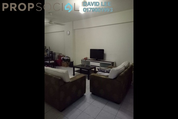 For Rent Condominium at Pelangi Damansara, Bandar Utama Leasehold Fully Furnished 3R/2B 1.45k