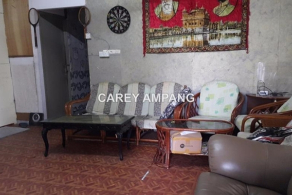 For Sale Terrace at Kuala Ampang, Setiawangsa Leasehold Unfurnished 4R/1B 800k