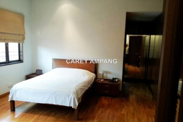 For Rent Bungalow at Ukay Heights, Ukay Freehold Semi Furnished 4R/4B 8k
