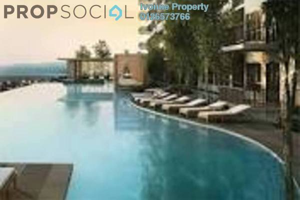 For Rent Condominium at Verdana, Dutamas Freehold Unfurnished 3R/2B 4k