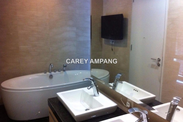 For Rent Condominium at Pavilion Residences, Bukit Bintang Leasehold Fully Furnished 4R/5B 15k