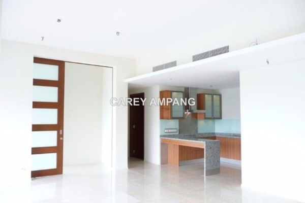 For Rent Condominium at Dua Residency, KLCC Leasehold Semi Furnished 4R/4B 7k