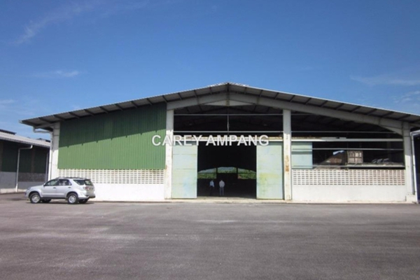 For Sale Factory at Rasa, Selangor Leasehold Unfurnished 0R/0B 30m