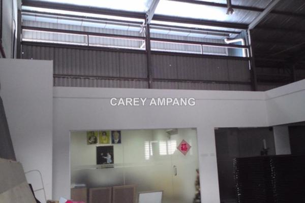 For Sale Factory at Bandar Baru Ampang, Ampang Leasehold Unfurnished 0R/0B 10m