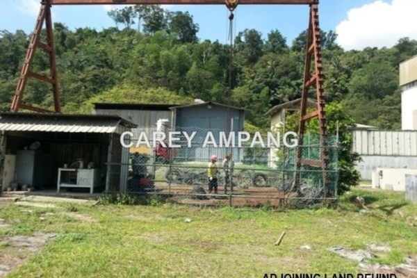 For Sale Factory at Rawang Integrated Industrial Park, Rawang Leasehold Unfurnished 0R/0B 35m