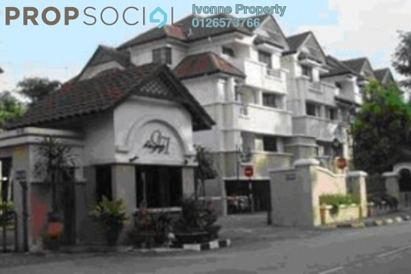 For Rent Condominium at Ampang 971, Ampang Hilir Freehold Unfurnished 3R/2B 5k