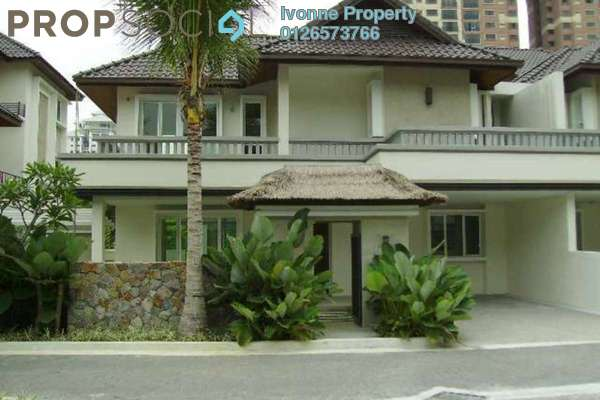 For Rent Semi-Detached at Flora Murni, Mont Kiara Freehold Semi Furnished 6R/4B 16k