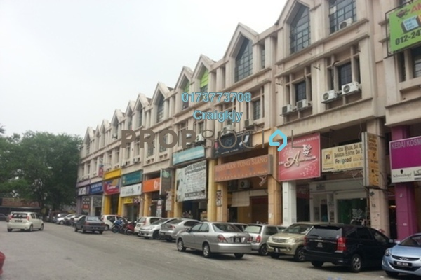 For Sale Office at Desa Aman Puri, Kepong Freehold Unfurnished 2R/1B 190k