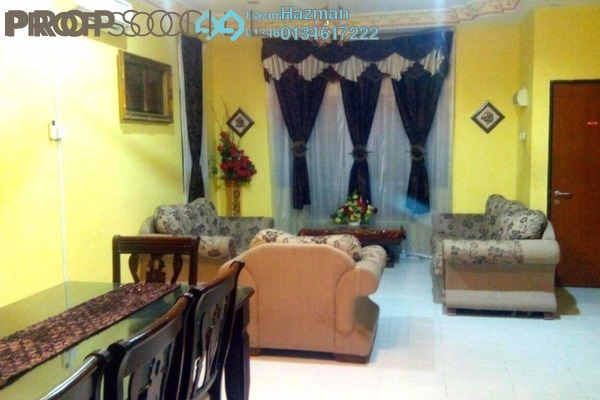 For Sale Terrace at Taman Impian Putra, Bandar Seri Putra Leasehold Semi Furnished 4R/3B 570k