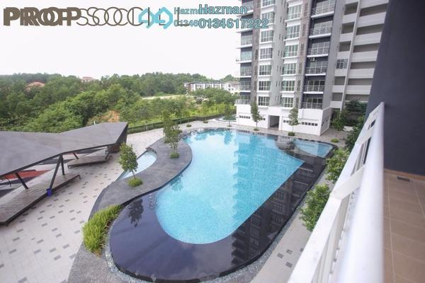 For Sale Condominium at The iResidence, Bandar Mahkota Cheras Freehold Unfurnished 3R/2B 510k