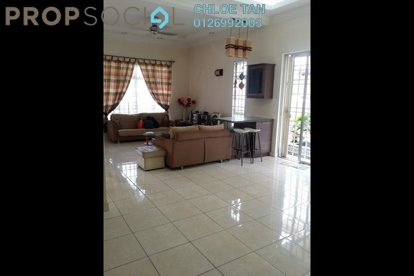 For Sale Semi-Detached at Palma Laguna, Seberang Jaya Freehold Semi Furnished 5R/5B 1.25m