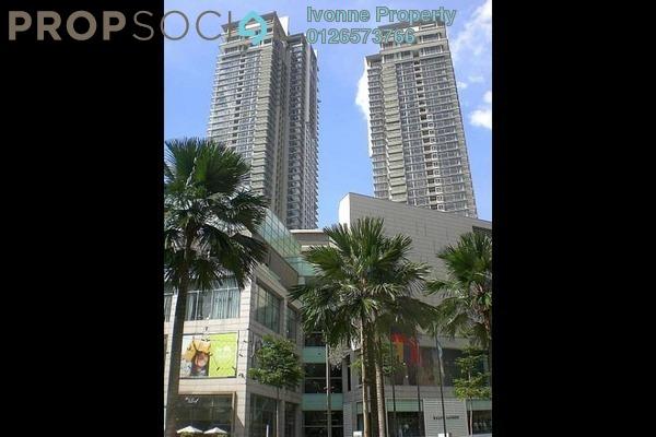 For Rent Condominium at Pavilion Residences, Bukit Bintang Leasehold Unfurnished 3R/2B 9k