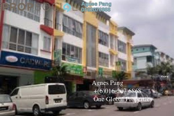 For Rent Shop at Taman Skudai Baru, Skudai Freehold Unfurnished 1R/1B 1.5k