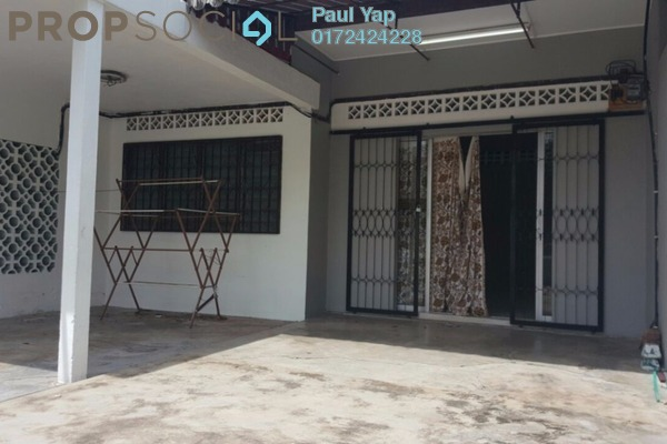 For Rent Terrace at Taman Ehsan, Kepong Leasehold Unfurnished 3R/2B 1.1k