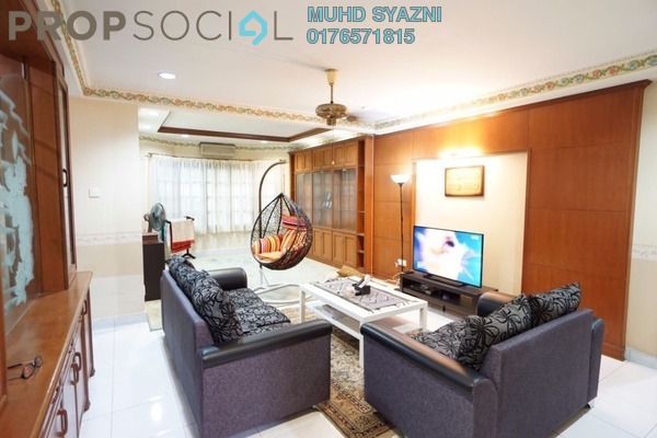 For Sale Bungalow at 28 Residency, Sunway Damansara Leasehold Semi Furnished 5R/5B 2.35m