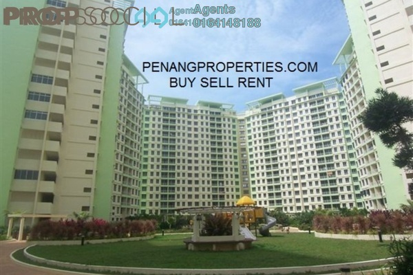 For Rent Condominium at Putra Place, Bayan Indah Freehold Fully Furnished 3R/2B 1.6千