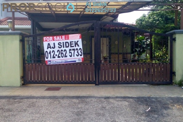 For Sale Semi-Detached at Seksyen 7, Bandar Baru Bangi Leasehold Semi Furnished 5R/4B 880k
