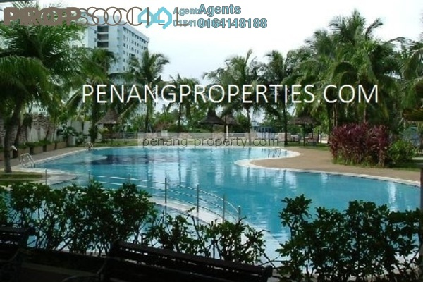 For Rent Condominium at E-Park, Batu Uban Freehold Fully Furnished 3R/3B 1.3千